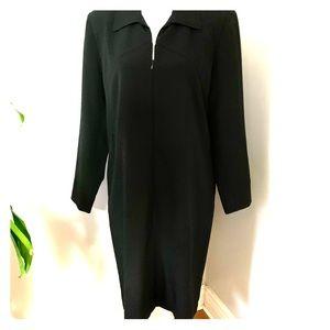 Harve Bernard zipper dress